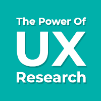 The Power of UX Research, supporters of UX in the City: Manchester